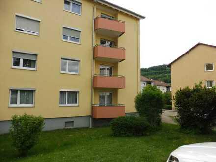 Gut geschnittene Wohnung in umfangreich saniertem Gebäude, Weststadt von 72458 Albstadt-Ebingen
