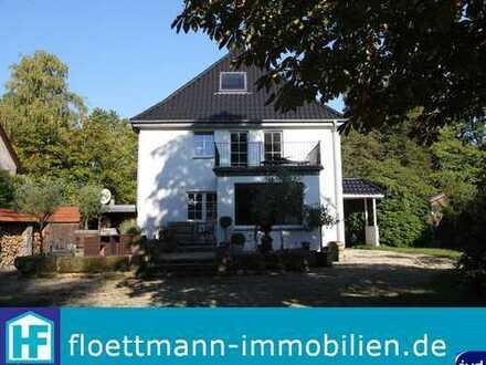 Urlaub zu Hause! Traumhaftes Einfamilienhaus mit großzügigem Grundstück in Bad Salzuflen!