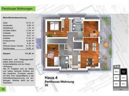 Provisionsfrei - Haus 4_Penthouse, Wo. 20