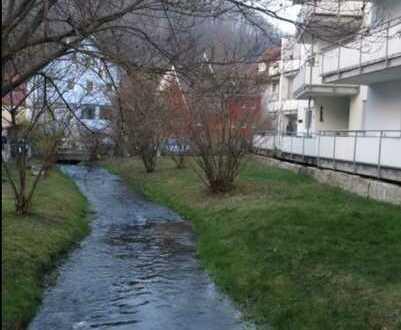 Helle 2-Zimmer-Maisonette-Wohnung mit EBK in Bad Urach