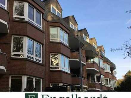Großzügige 3-Zi-Wohnung im Zentrum von Halstenbek