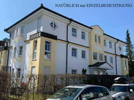 **EXKLUSIV - MODERN - VILLA** Traumhafte 3-Zi.-Whg. + Südbalkon in BESTLAGE Obermenzing