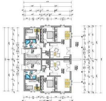 Erstbezug: attraktive 3-Zimmer-Wohnung in Ichenhausen