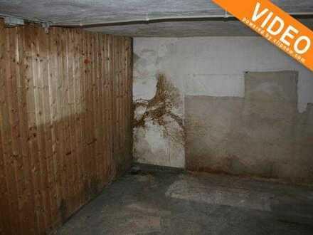 **KURZE LAUFZEIT für KLEINES LAGER/KELLER mit ca. 12 m² Fläche: NUR 49,- Euro pro Monat**