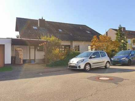 Gut geschnittene Eigentumswohnung in sehr gefragter Lage von Hockenheim! Erbpacht!