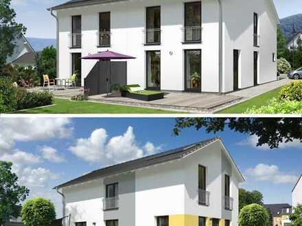 Aus 1 mach 2! Doppelhaus in Eichwalde mit schönem Grundstück
