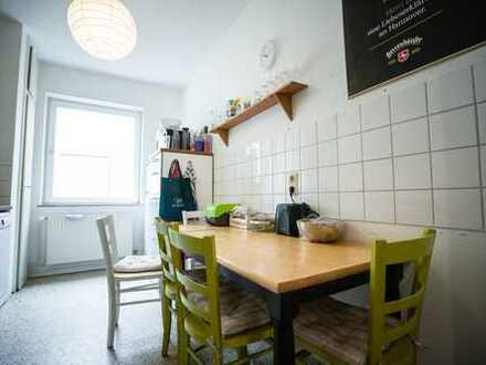 Zentrumsnahe 4-Zimmer-Wohnung in der List