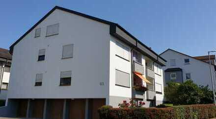 Ruhige und sonnige 3,5 Zimmerwohnung mit Balkon