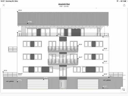 Erstbezug mit Balkon: attraktive 3-Zimmer-Wohnung in Freudenberg