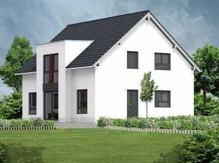 Architektenhaus in idyllischer Umgebung