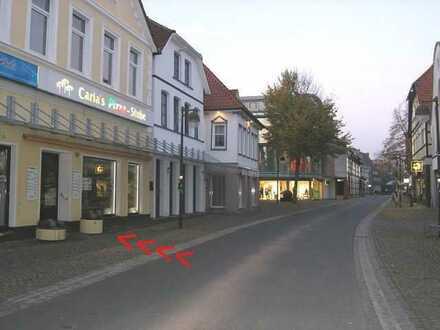 Ladenlokal / Bürofläche in der Nienburger Innenstadt (mit Erweiterungsmöglichkeit)