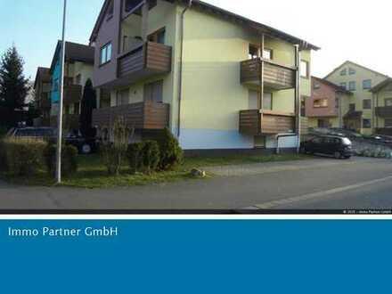5 Zimmer Maisonettewohnung mit 3 Balkone und Tiefgarage in Germersheim