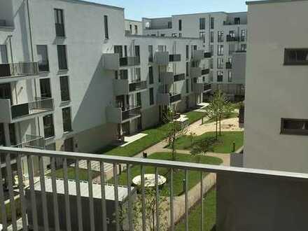 Schöne 2-Zimmer-Wohnung im Neubau mit Südbalkon und Einbauküche in Ossendorf, Köln
