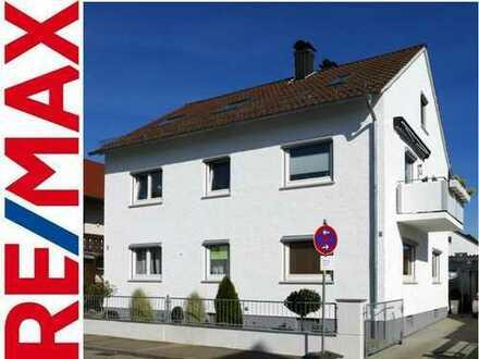 Top renoviertes MFH mit 3 Wohnungen und großem Garten in Gerlenhofen