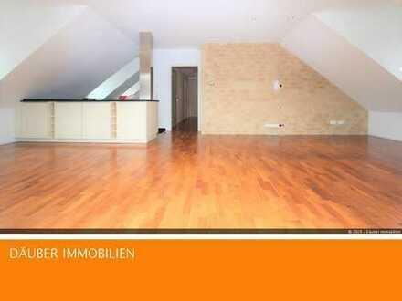 Lichtdurchflutete, Luxuswohnung 4-Zi. mit großem Balkon in Feldmoching, frei zum 01.01.2020