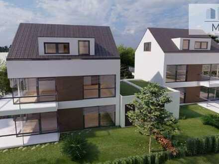 NEUBAU: Großzügiges, massives Einfamilienhaus mit Garage und Außenstellplatz in Mutlangen