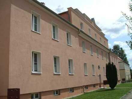 Geräumige 2-Raum-Wohnung mit Balkon im Erdgeschoss