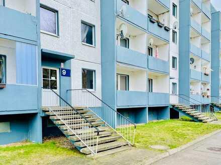 Ab ins Grüne! 3-Zimmer-Wohnung mit Balkon