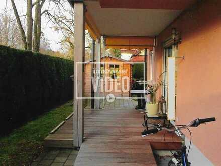 Ihr neues Domizil in Ortsrandlage mit Terrasse und Gartenanteil! Kleine Wohnanlage!