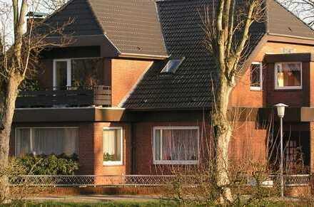 Schöne 3-Zimmer-EG-Wohnung Terasse und Garten in Friedrichstadt