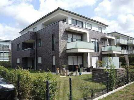 Sehr schöne 2 Raum-Wohnung für Gartenliebhaber in Stadtparknähe