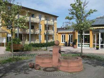 Johannes Ganz Immobilien GmbH I Seniorenwohnpark Herbolzheim I 2-Zimmer-Wohnung