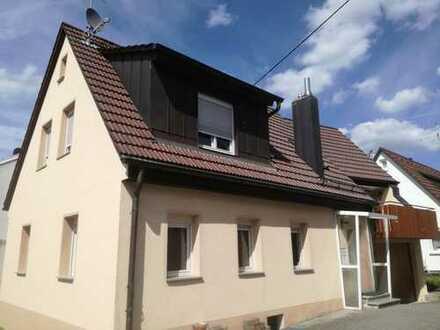 Schönes Einfamilienhaus in Reutlingen-Betzingen