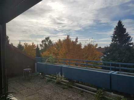 Von Privat: 4-Zimmer-Dachgeschosswohnung mit 2 Dachterrassen in DON/Riedlingen