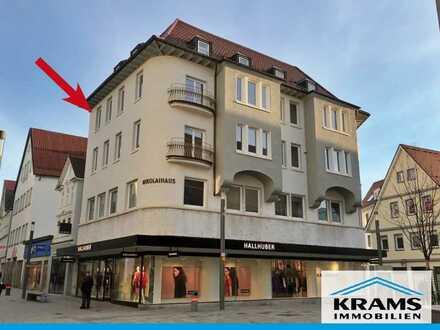 Altbauflair über den Dächern der Reutlinger-Innenstadt!