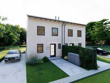 Moderne Doppelhaushälfte in Carlsberg