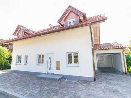 Neubau: Großzügige 4- Zimmer- Wohnung mit Einbauküche in Geltendorf