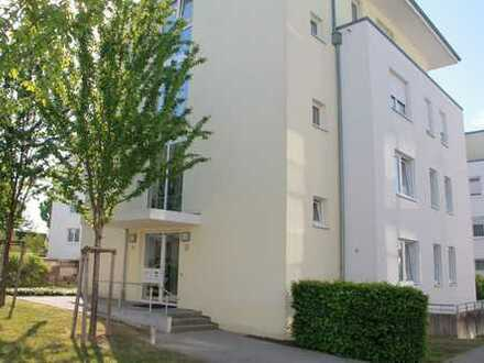 Gut geschnittene moderne 2-Zimmer-Wohnung im EG eines gepflegten MFH in Überlingen