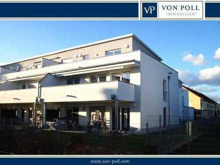Exklusive und neuwertige 3 ZKB Wohnung mit Südwest-Balkon