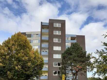 Hoch über Heppens wohnen in modernisierter Wohnung!