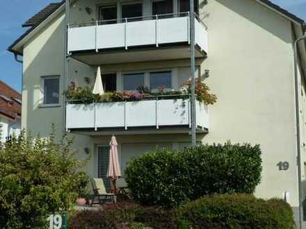 stadtnahe und ruhig gelegene 3-Zimmer-Wohnung in Mühlheim am Main