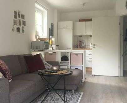 Ihr neues Zuhause - 1,5 Zimmer mit Einbauküche und Balkon