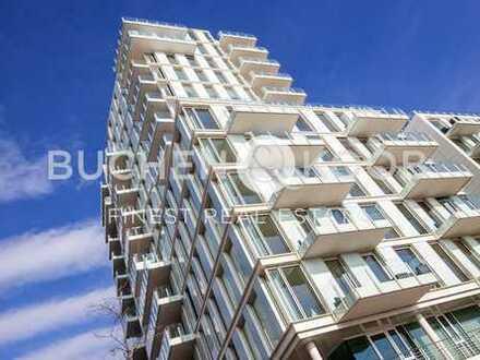 STRANDHAUS by Richard Meier - Großzügige Neubau-Wohnung mit Blick auf die Elbphilharmonie