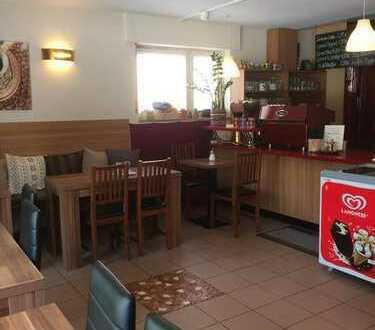 Café im Herzen von Kirchheim