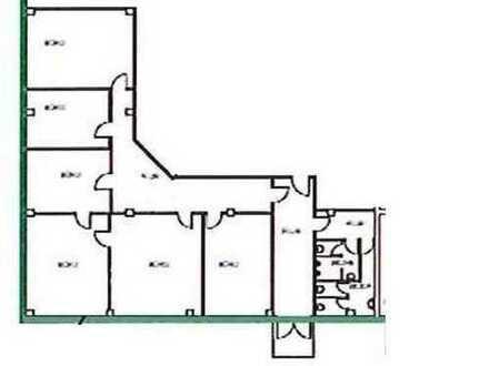 19_VB2613VHa Bürofläche von 116 m² bis 1400 m² mit super Verkehrsanbindung / Gemeinde Barbing