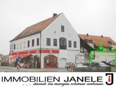 Provisionsfrei!!! Verkaufs-Service-Flächen in Regenstauf neben der Textilkette KiK