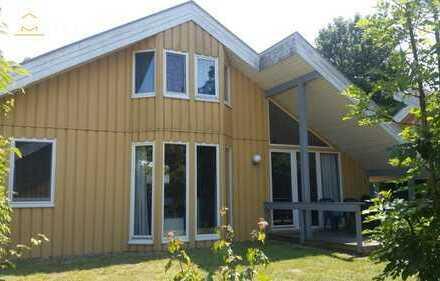 RESERVIERT! - idyllisch gelegenes Ferienhaus im Seeviertel - nur wenige Meter zum See
