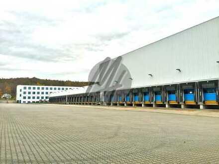 PROVISIONSFREI! Lager-/Logistik (2.700 qm) & Büro (370-1.250 qm) zu vermieten
