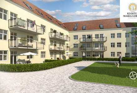 Großzügige und Lichtdurchflutete 3 Zi. Wohnung mit Südbalkon und Weitblick über den Park.