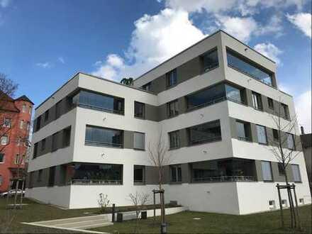 Moderne 3-Zimmer-Erdgeschosswohnung nahe Innenstadt