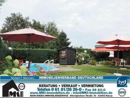 Architekten-Haus im schönen Babenhausen sucht neue Eigentümer .....