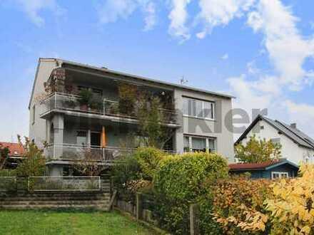 Wohnen und Vermieten: ZFH mit sicher vermieteter WE, Garten und Solaranlage in Echzell