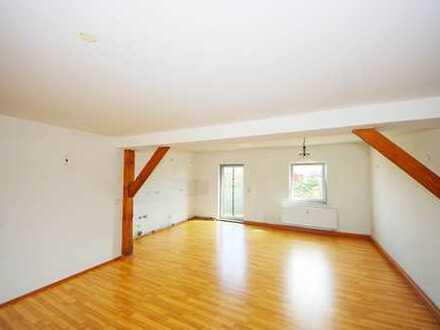 geschmackvolle 4-Zimmerwohnung in Dessau-Nord - PROVISIONSFREI