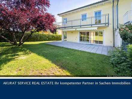 AkuRat Service - großzügige Doppelhaushälfte mit traumhaftem Garten in Starnberg-Söcking