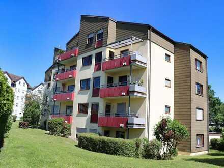 Top renovierte 3,5 Zimmer Wohnung direkt am Waldrand