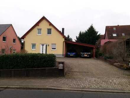 Schönes, geräumiges Haus mit drei Zimmern in Klipphausen